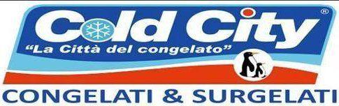 COLD CITY LA CITTÀ DEL CONGELATO logo