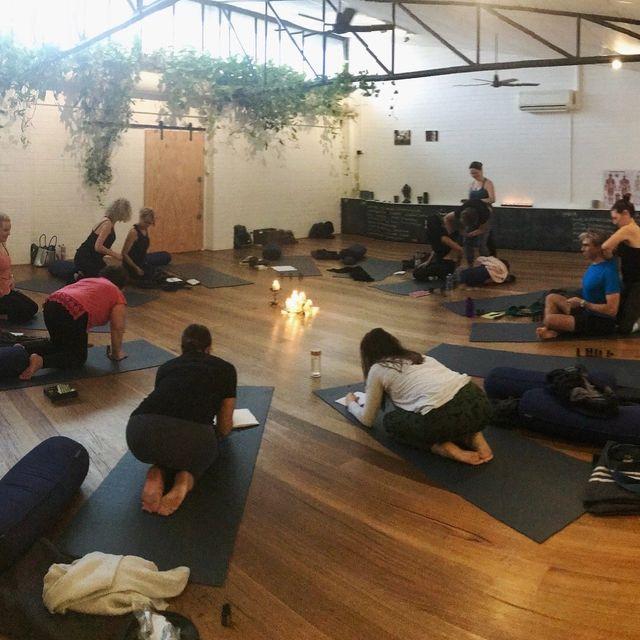 Precious Breath SUP Yoga Perth