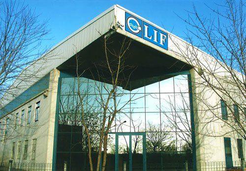 vista dall'esterno di un' edificio LIF