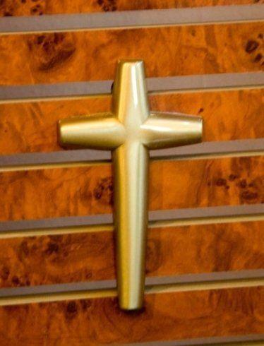 Croce in ottone