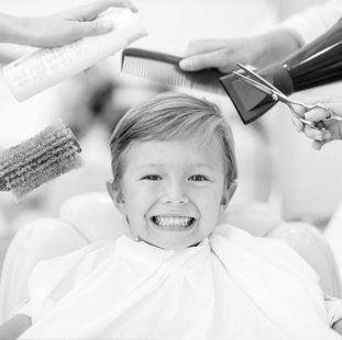 Children S Hairdressing