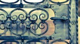 cancello, cancelli in ferro battuto, lavori in ferro