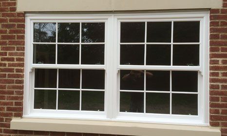 double glazed replacement glass