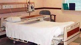 Stanza per pazienti