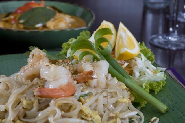 Thai takeaway pad thai from Havelock North