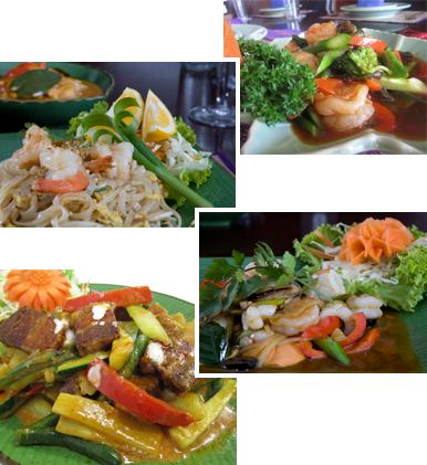 Thai cuisine in Havelock North