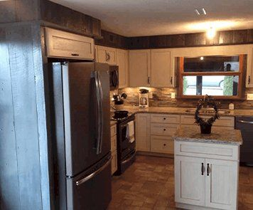 Kitchen Remodeling And Cabinet Refacing Company In Orono Rusco Kitchen Remodelers