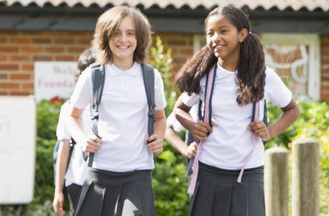 High-quality School Uniforms at our store in Englefield Green