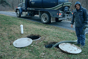 Septic Tank Pumping - Easton Pa.