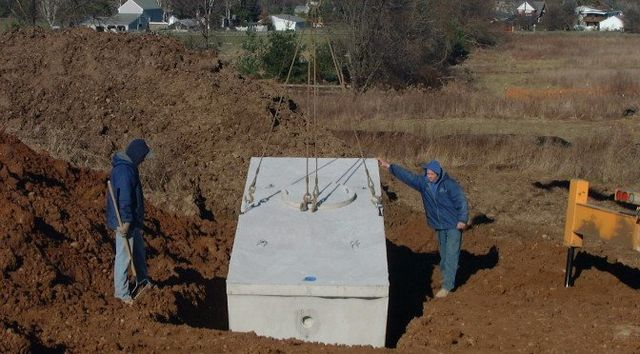 Allstate Septic Systems Septic Tank Installation