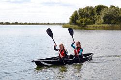 Riber 16 Canoe