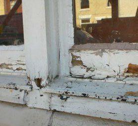 Sash window services