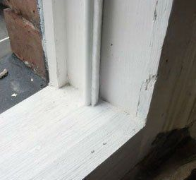 window renovation work
