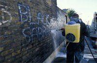 Drain tracing - Newtownards - A.B.C Turbo Clean Ltd -  Graffiti Removal