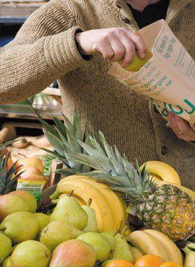 Home grown fruit - Rufford, Lancashire - Causeway Farm Shop - Fruits