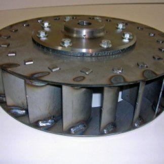 ventola di carpenteria pesante, giranti, centrifughe