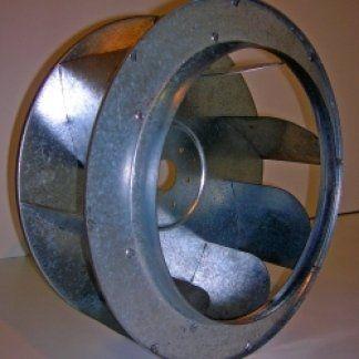 giranti in acciaio, giranti centrifughe, giranti in metallo