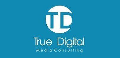 True Digital Media Consulting Logo