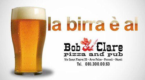 Locandina pubblicitaria Bob & Care