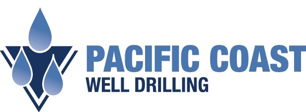 Pacific Coast Well Drilling Logo