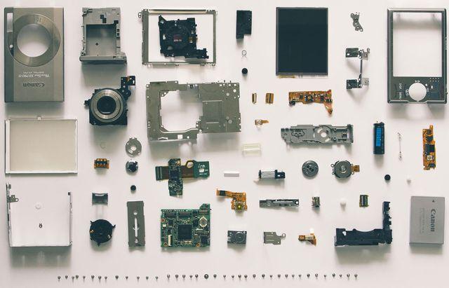 pezzi di ricambio per computer