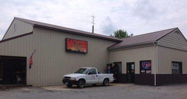 Our Shop - Denton, MD- B & R Auto Parts Inc