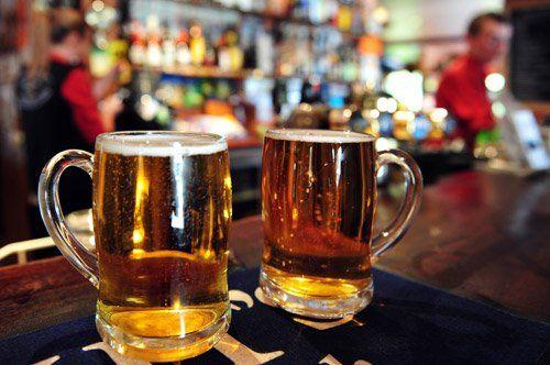 Bicchieri della birra