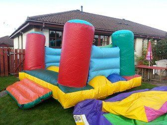 Fun inflatable hire