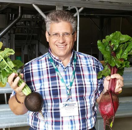 Dr Guy Furno Visits the Standard Process Farm