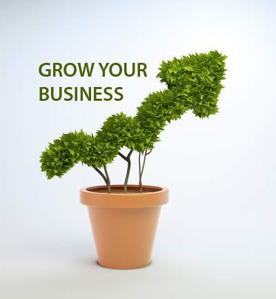 Grow your business with sales and marketing tips