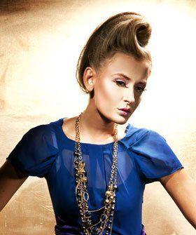 Hairdressing Salons - Portmead, Swansea - The Scissors Sisters - Brunette Hair Model