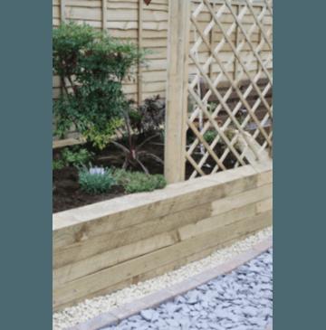 fencing services - Evesham - Castle Acre - trellis