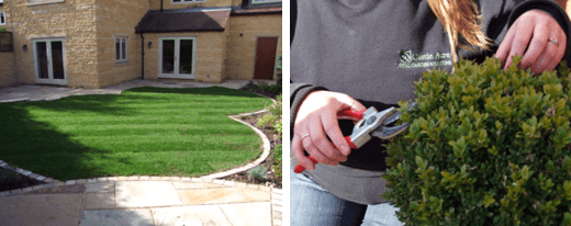 garden maintenance - Evesham - Castle Acre - lawncare & pruning