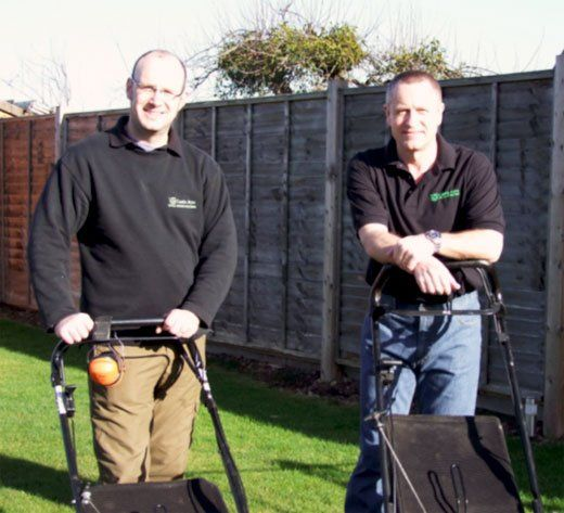 commercial gardening - Evesham - Castle Acre - the team