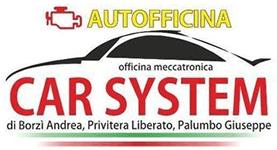 CAR SYSTEM - LOGO