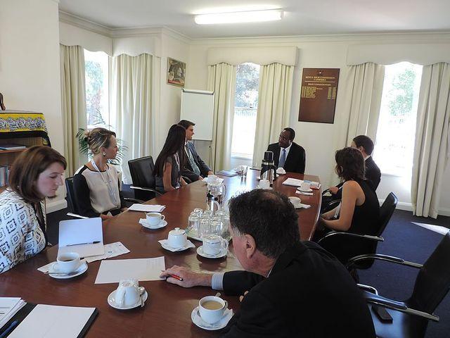Commission, Kenya Ambassador, Kenya Diplomacy | O'Malley