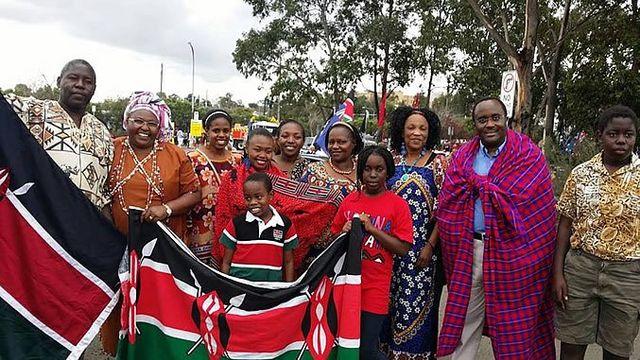 Commission, Kenya Ambassador, Kenya Diplomacy   O'Malley