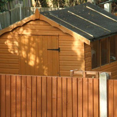 Garden shed and fencing, Fencing supplies, fence panels, fence posts, chain link, closeboard, Swansea