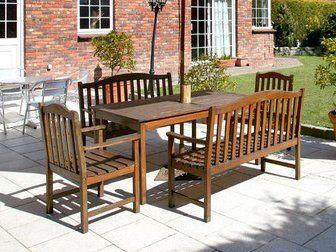 Outdoor dining set, garden sheds, gazebos, garden furniture and swansea