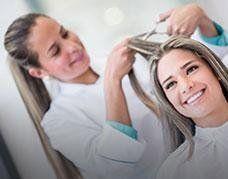 Lavanderia per parrucchieri