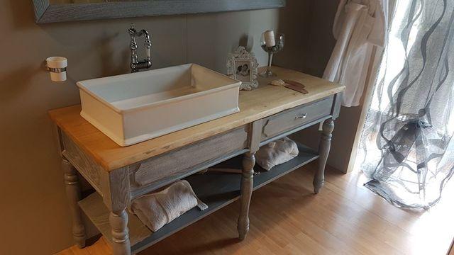 Unique bagno classico moderno ispirazione domestica