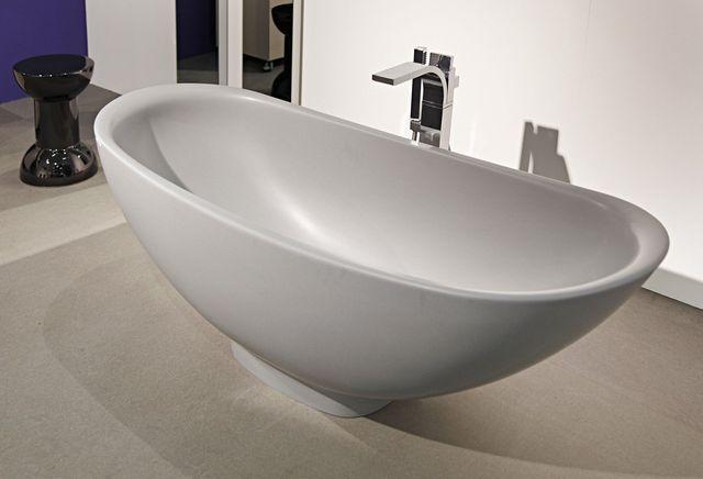 Vasca Da Bagno Ceramica : Vasca e lavandino in pietra scolpita ceramiche bagno