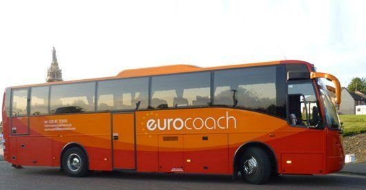 luxury coach for hire