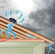 Roof Ventilation for Autumn and Winter.