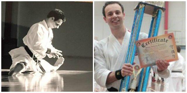 Shihan Anthony - Black belt Instructor