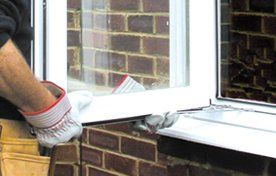 Window installations and repair