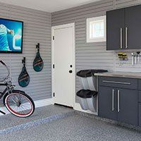 Custom Garage Makeovers