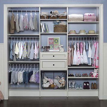 Kids Closet Systems