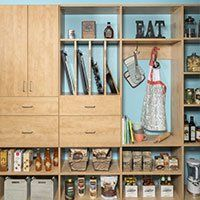 Kitchen Pantry Storage