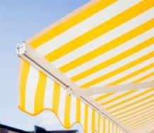 Palmetto Awning Welcome